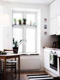 glass shelf for plan
