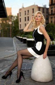 Love the dress espec