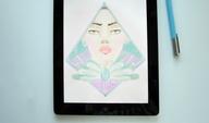 iPad Sketch by Ks St