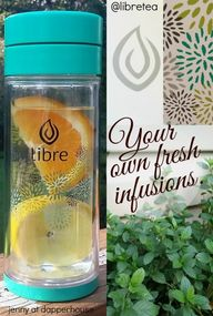 Infuse your water wi