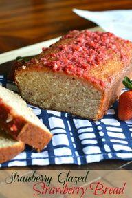 Strawberry Glazed St