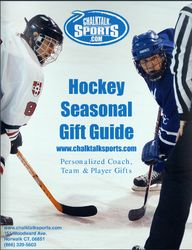 Hockey Gift Guide fo