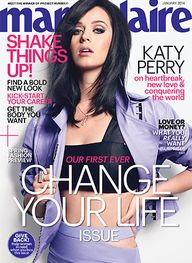 Katy Perry for Marie