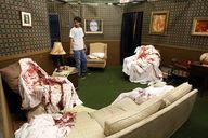 diy haunted house id