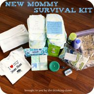New Mommy Survival K