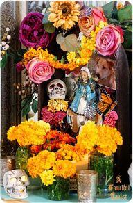 Dia de los Muertos A