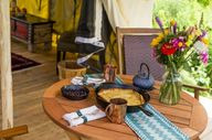 Glamping a luxury ex