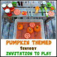 Pumpkin Themed Senso