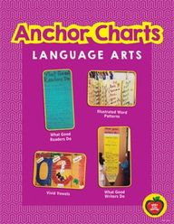 Anchor Charts on TpT...