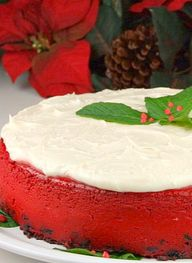 Red Velvet Cheesecak