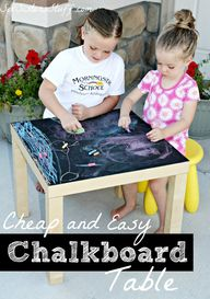 Cheap and Easy Chalk