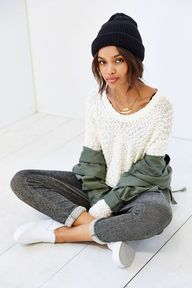 Great casual look....