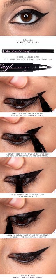 How To: Winged Eye L