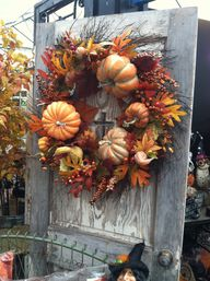 Stunning Autumn Wrea