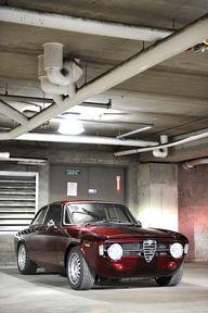 """Alfa """"The Romeo""""..."""