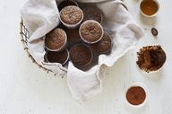maple molasses muffi