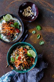 20 Minute Thai Basil