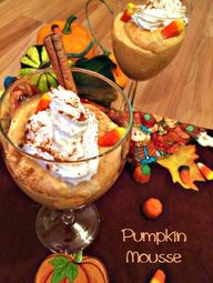 Pumpkin Mousse by A