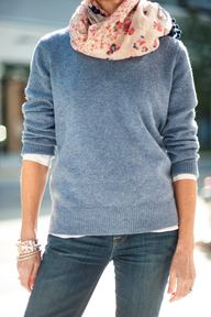 Comfy Cashmere Sweat