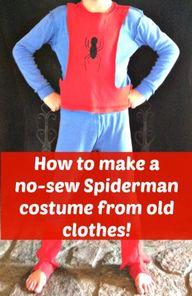 How to make a no-sew