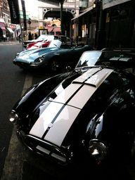 AC Cobra, Jaguar Typ