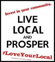 Live Local & Prosper