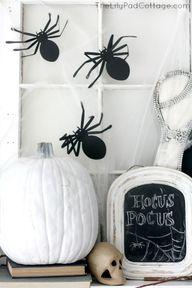 Halloween Mantel - S