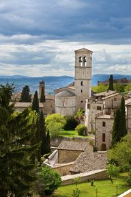 Assisi is a well-pre
