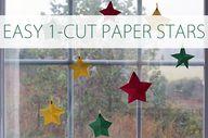 Easy 1-Cut Paper Sta