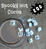 Spooky Hot Cocoa Rec