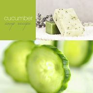 Cucumber Soap Recipe