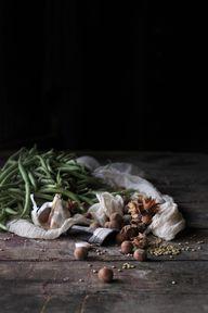 Green Beans, Hazelnu