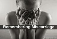 Remembering Miscarri