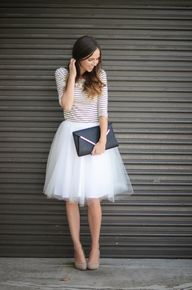 Tulle and Stripes |