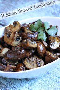 Recipe for Balsamic