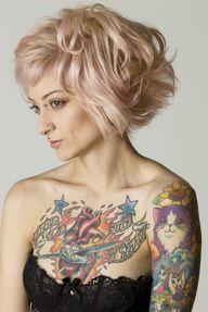 Nice Lisa Frank tatt