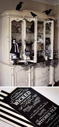 Witches Tea Hallowee