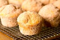 Pumpkin Doughnut Muf