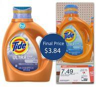 Tide Detergent, Only