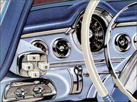 Dodge's push button