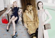 Julia Nobis in Dior,
