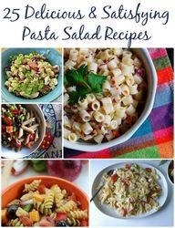 Easy Pasta Salad Rec