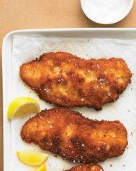 Breaded Chicken Cutl