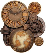 Steampunk Clock |