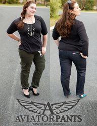 Women's Aviator Pant