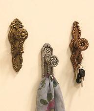 Door knob hangers!