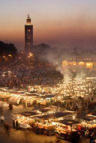 Fancy - Morocco, Mar