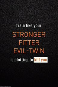 Train like your stro
