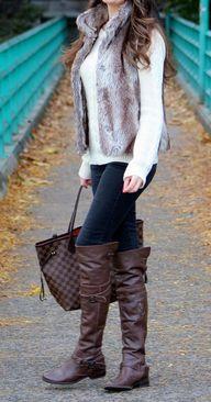 Fall 2013 style: fau...