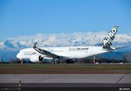 Airbus A350 World To